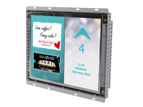 Mittlerweile gibt es ausreichend hochwertige Display-Systeme, die sich einfach installieren lassen. Foto: © Avire