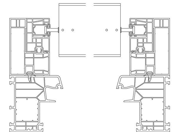 Als Komplettlösung geliefert, verringert die Lösung den Montageaufwand auf der Baustelle erheblich. Foto: © DuoTherm