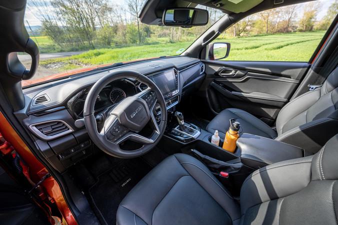 Der Isuzu D-Max für das Modelljahr 2021. Foto: © Martin Bärtges