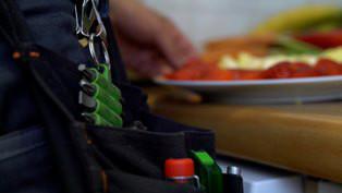 Gesunde Ernährung statt Fast Food: Im Handwerk normal. Foto: © IKK classic