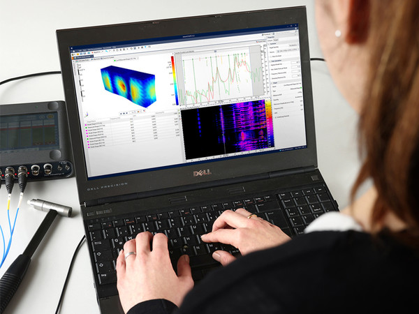 Complex analyses without much prior knowledge Photo: © HEAD acoustics