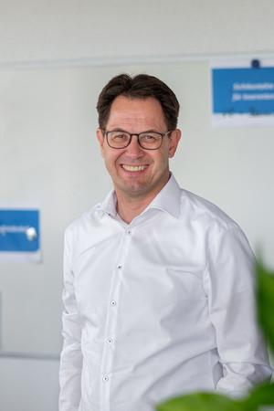 Dirk Schulte, Geschäftsführer der Gelbe Seiten Marketing Gesellschaft mbH Foto: © Dirk Schulte
