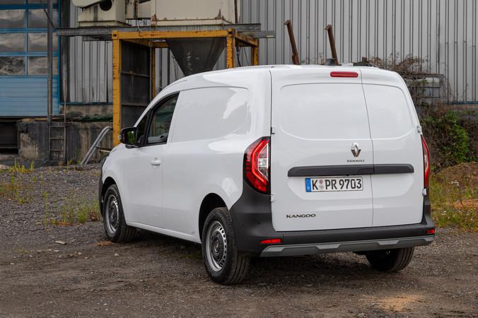 Der neue Renault Kangoo Rapid, die dritte Modellgeneration Foto: © Martin Bärtges
