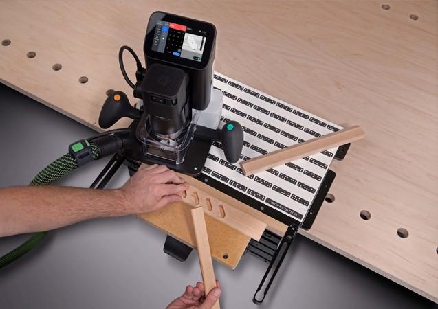 In Verbindung mit der Workstation kostet die Shaper Origin 3.190 Euro netto. Foto: © Shaper Tools GmbH