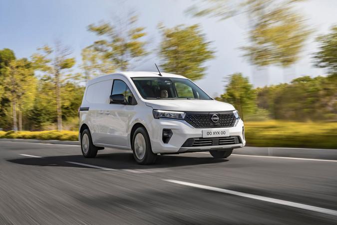 Die neue Transporter-Modellreihe von Nissan, hier der Townstar Foto: © Nissan