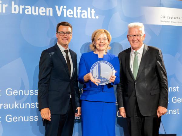 Foto: © Deutscher Brauer-Bund/CHLietzmann