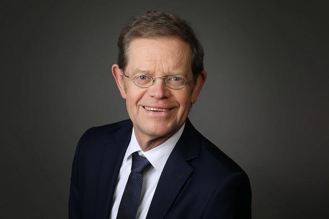 Wolf Dieter Bauer, Geschäftsführer der SBB Foto: © Bettina Koch