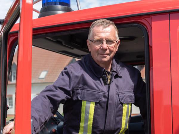 Handwerksmeister Jürgen Mahl engagiert sich bei der Kammer, in der Innung, dem Pferdesport, der Freiwilligen Feuerwehr und noch viel mehr. Foto: © Thomas Goethe