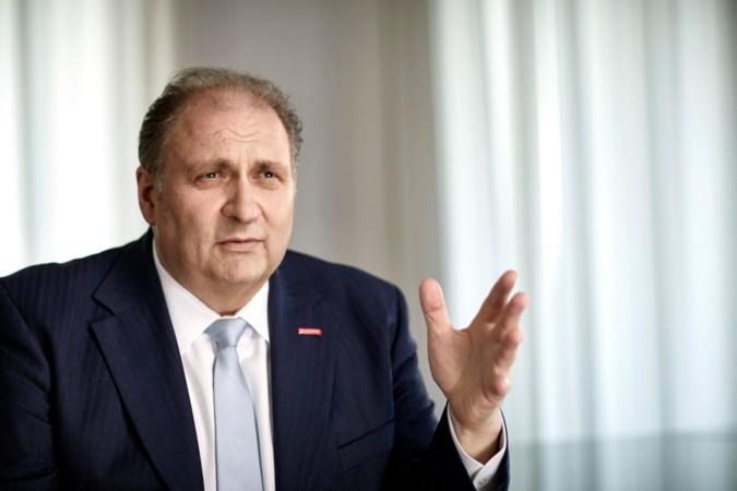 Hans Peter Wollseifer fordert einen schnellen Abschluss des Gesetzgebungsverfahrens, damit die Reform Anfang 2020 in Kraft treten kann. Foto: © ZDH/Schuering